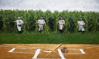Painting - Field Of Dreams by Pat Cook