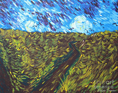Painting - Field Of Dreams by Stefan Duncan