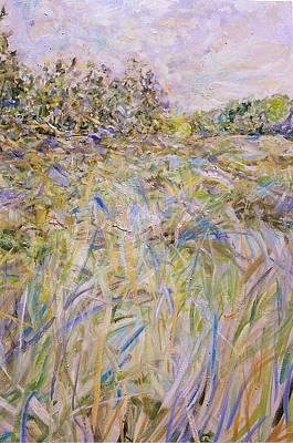 Painting - Field Of Spirit by Caroline Krieger Comings