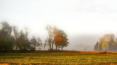 Field Of The Morn Art Print
