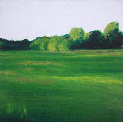 Painting - Field by Sarah Vandenbusch
