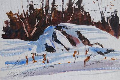 Painting - Field Stone by Len Stomski