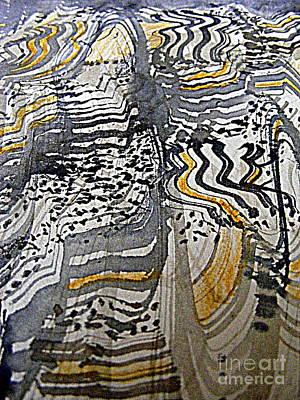 Digital Art - Fields Are Floating by Nancy Kane Chapman