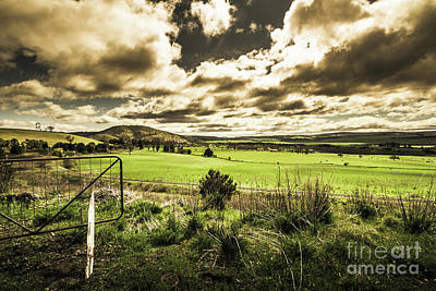 Photograph - Fields Of Dynamic Range by Jorgo Photography - Wall Art Gallery