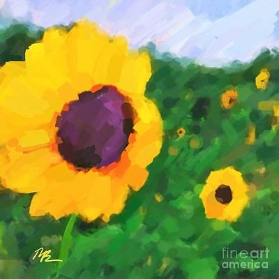 Painting - Fields Of Joy by Tammy Lee Bradley