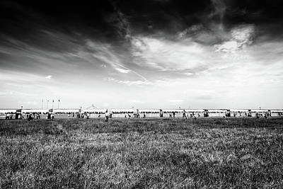 Photograph - Fields Of The Elysium Locomotive by John Williams
