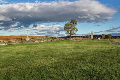 Photograph - Fields Of Thunder by John M Bailey