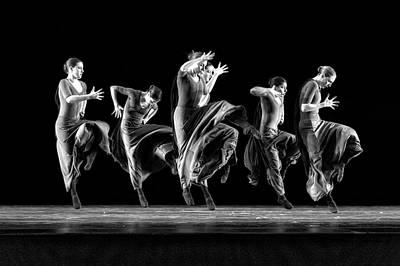 By Jackie Photograph - Fierce by Jackie Sajewski