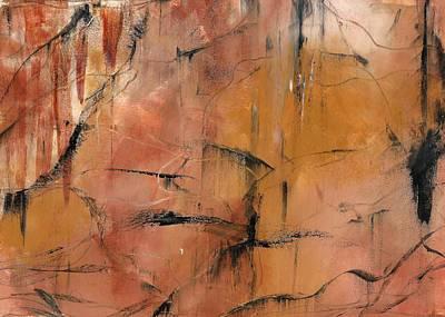 Painting - Fierce by Monica Martin