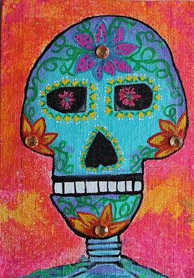 Painting - Fiesta Of Colors by Amy Gallagher