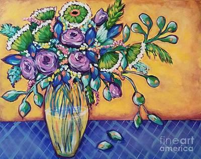 Painting - Fiesta by Sandra Lett