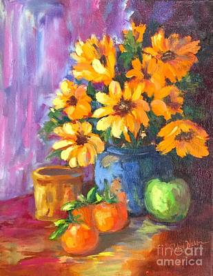 Painting - Fresh Faces by Patsy Walton
