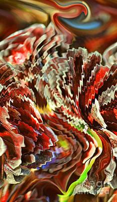Digital Art - Fiesta V by Jim Fitzpatrick