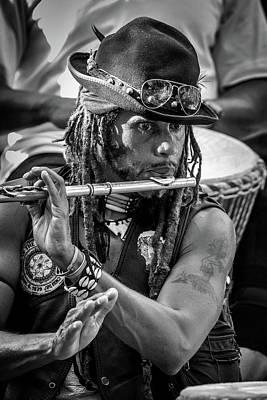 Photograph - Fife And Drum by John Haldane