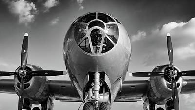 Photograph - Fifi's Nose - 2018 Christopher Buff, Www.aviationbuff.com by Chris Buff