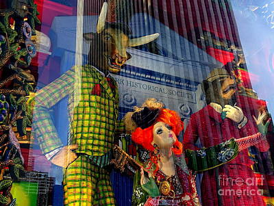 Photograph - Fifth Ave Fantasy by Ed Weidman
