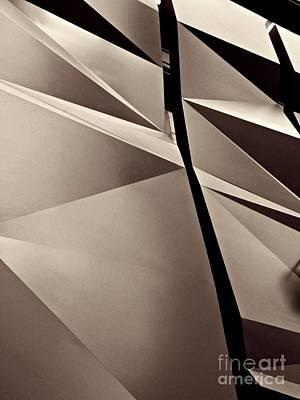 Photograph - Fifth Avenue Details Sepia by Sarah Loft