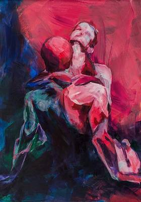 Painting - Fifty Shades Of ...? #3 by Dima Mogilevsky