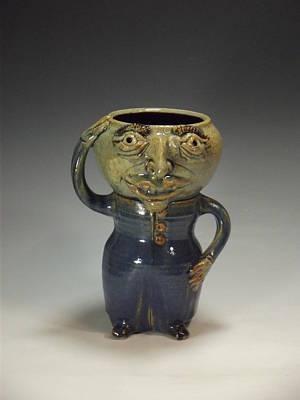 Ceramic Art - Figural by Stephen Hawks