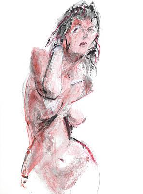 Drawing Mixed Media - Rcnpaintings.com by Chris N Rohrbach