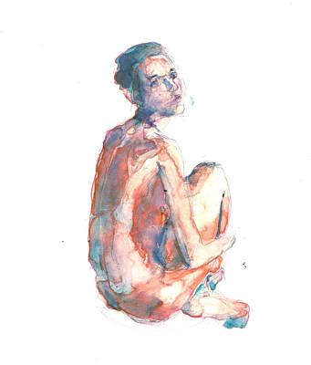 Painting - Figure 23 by Elisha Dasenbrock