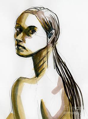 Figure #400 Original by Jason Axtell