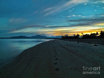 Photograph - Fiji Dawn by Karen Lewis