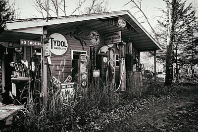Photograph - Fill Er Up by CJ Schmit