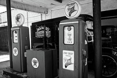 Photograph - Fill 'er Up by George Taylor