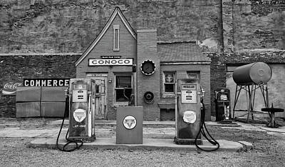 Photograph - Filler Up by Joe Sparks