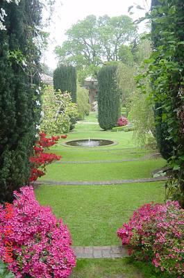 Filoli Gardens Art Print by Shelley Capovilla