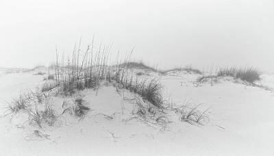 Filtered By Fog Art Print