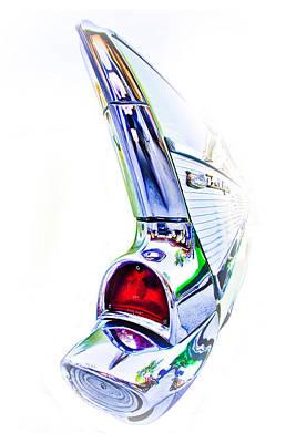 Fin Art Print by Michael Gass