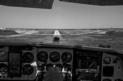 Final Photograph - Final Approach Charleston South Carolina by Dustin K Ryan