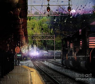 Photograph - Final Approach by Rick Lipscomb
