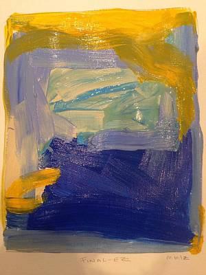 Finale Painting - Final-ez by MC Mintz