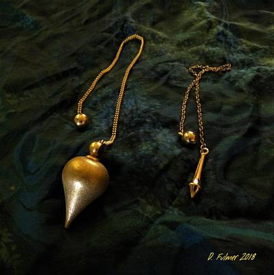 Photograph - Pendulum Pair by Denise Fulmer