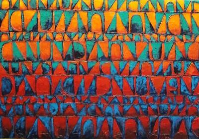 Painting - Final Regatta by Bernard Goodman