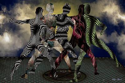 Digital Art - Finals by Helga Schmitt