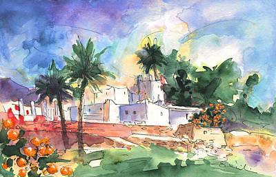 Painting - Finca In Nijar by Miki De Goodaboom