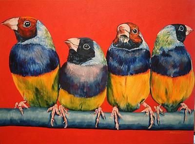 Finches Original