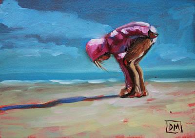 Find Art Print by Debbie Miller