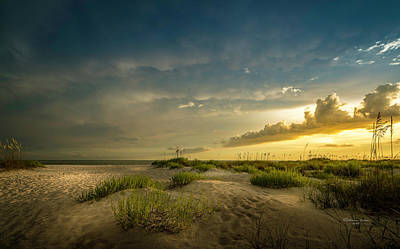 Gulf Coast Wall Art - Photograph - Finding My Way by Marvin Spates