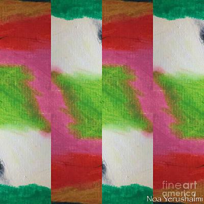 Fine Abstract  Art Print