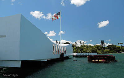 Fine Art America Pic 132 Pearl Harbor Print by Darrell Taylor