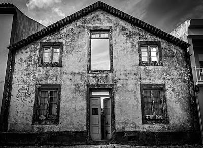 Photograph - Fine Art Back And White218 by Joseph Amaral