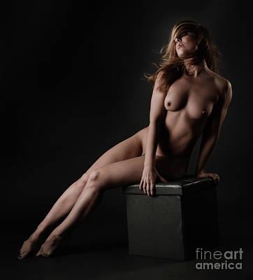 Black Women Nipples Photograph - Fine Art Of A Woman by Jt PhotoDesign