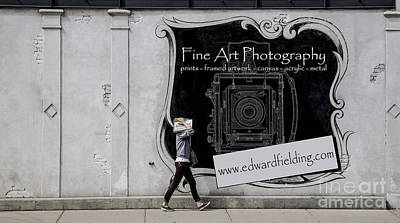 Acquired Photograph - Fine Art Photography By Edward Fielding by Edward Fielding