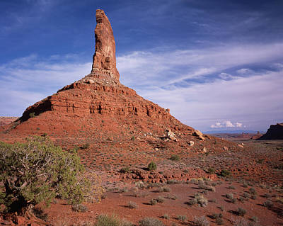 Photograph - Finger Butte by Tom Daniel