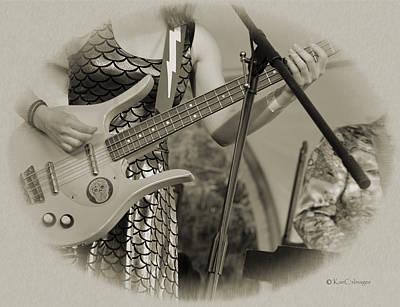 Digital Art - Finger Pickin Good 10 by Kae Cheatham